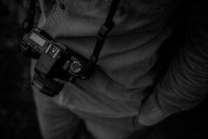 Dietro le quinte del fotografo di matrimonio
